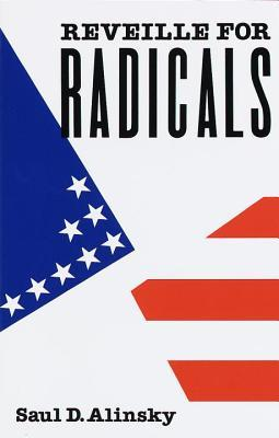Reveille for Radicals: Saul Alinsky. Image: Goodreads