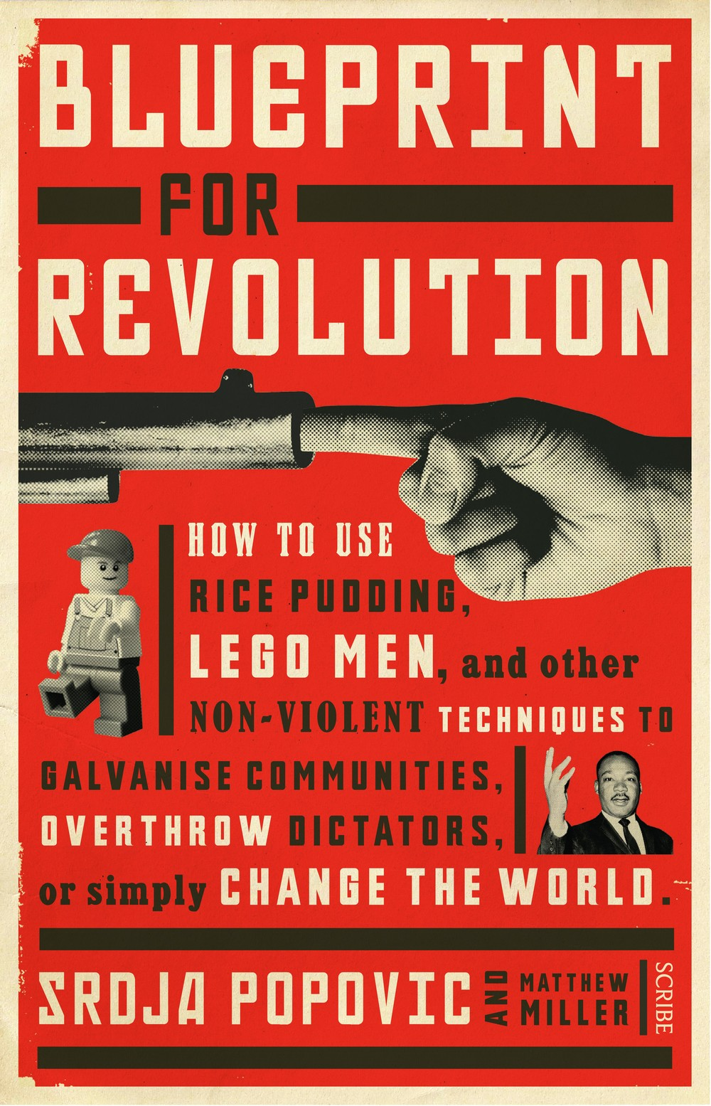 Blueprint for Revolution: Srdja Popovic Image: Amazon UK