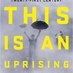 This is an uprising book cover