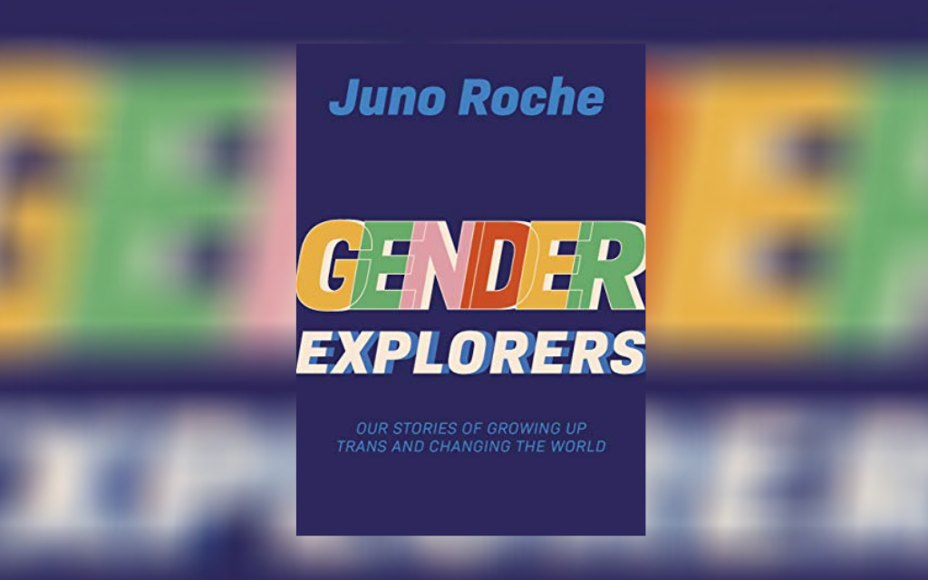 The cover of Gender Explorers