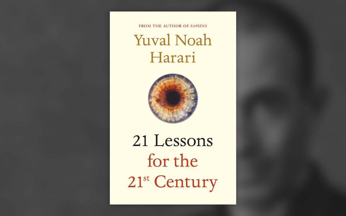 21 Lessons for the 21st Century, Yuval Noah Harai, Image: Leroy Brothers