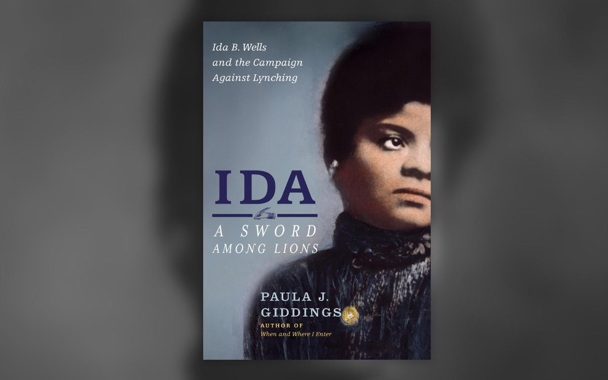 Ida: A Sword Among Lions, by Paula J. Giddings Image: Scribd.com