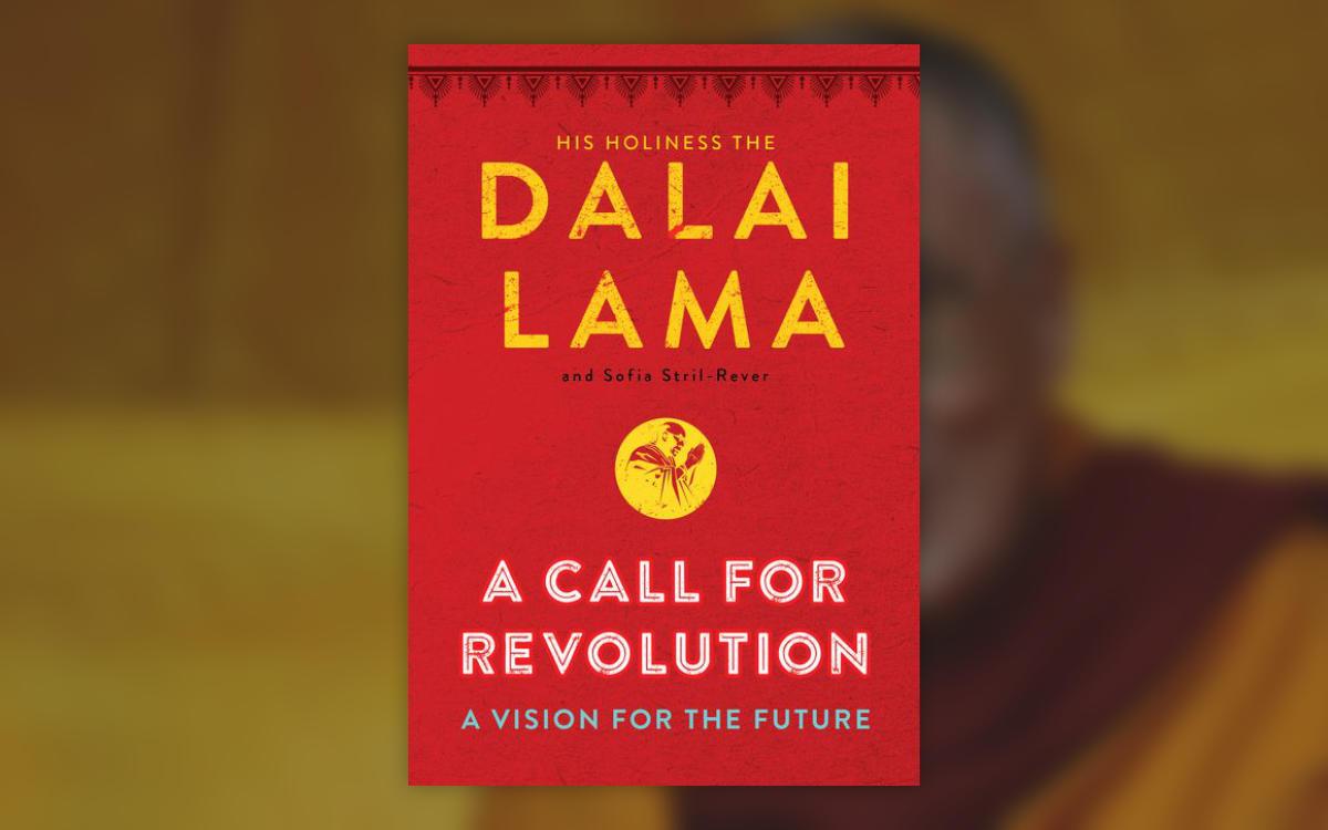 Dalai Lama: A Call for Revolution, Image Harper Collins