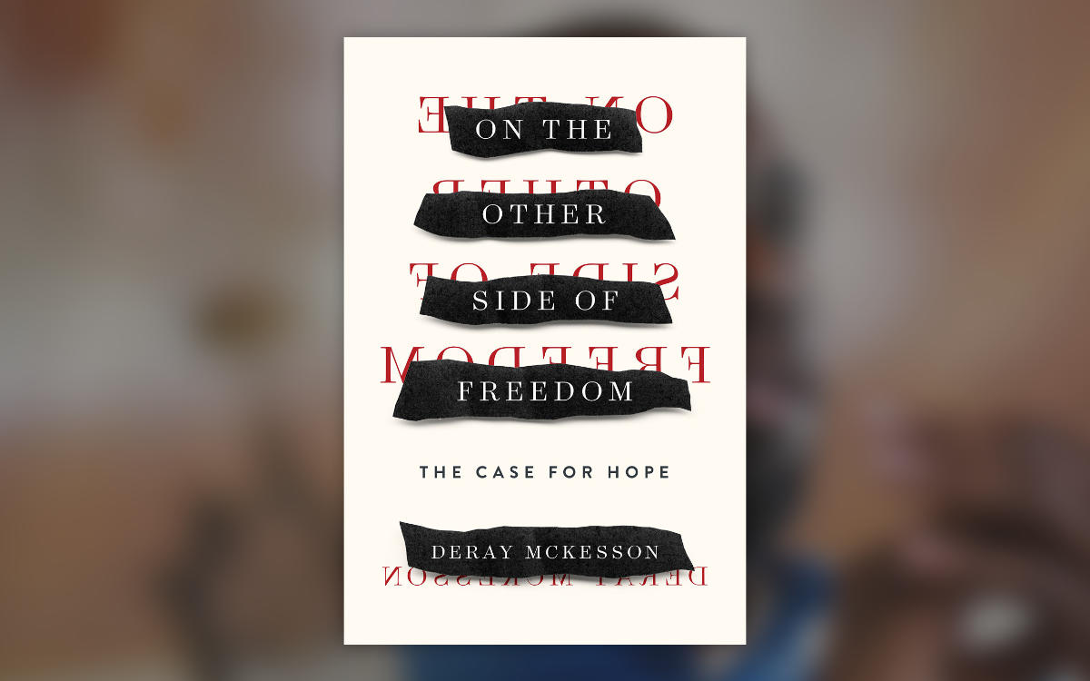On the Other Side of Freedom: The Case for Hope by DeRay Mckesson Image: Amazon