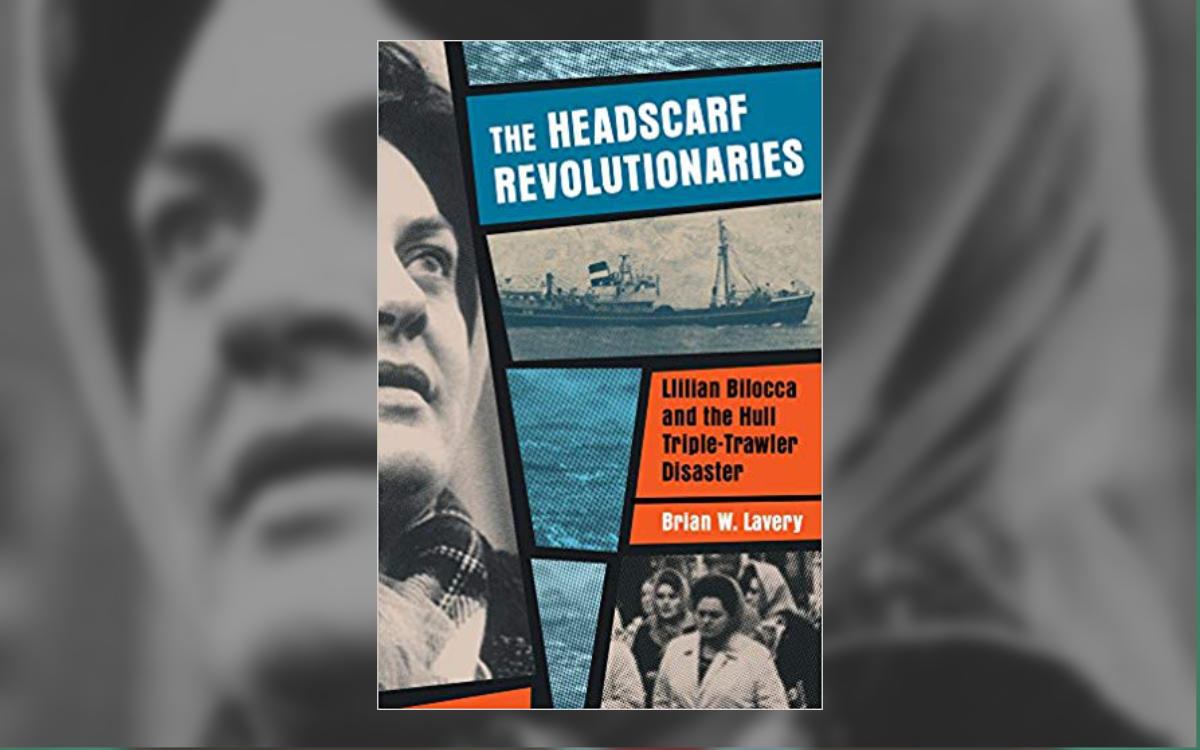 The Headscarf Revolutionaries, Brian W. Lavery, Image, Amazon