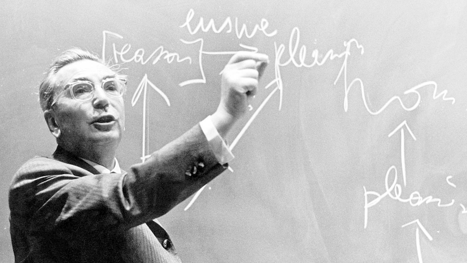 Viktor Frankl Image: Austria-Forum