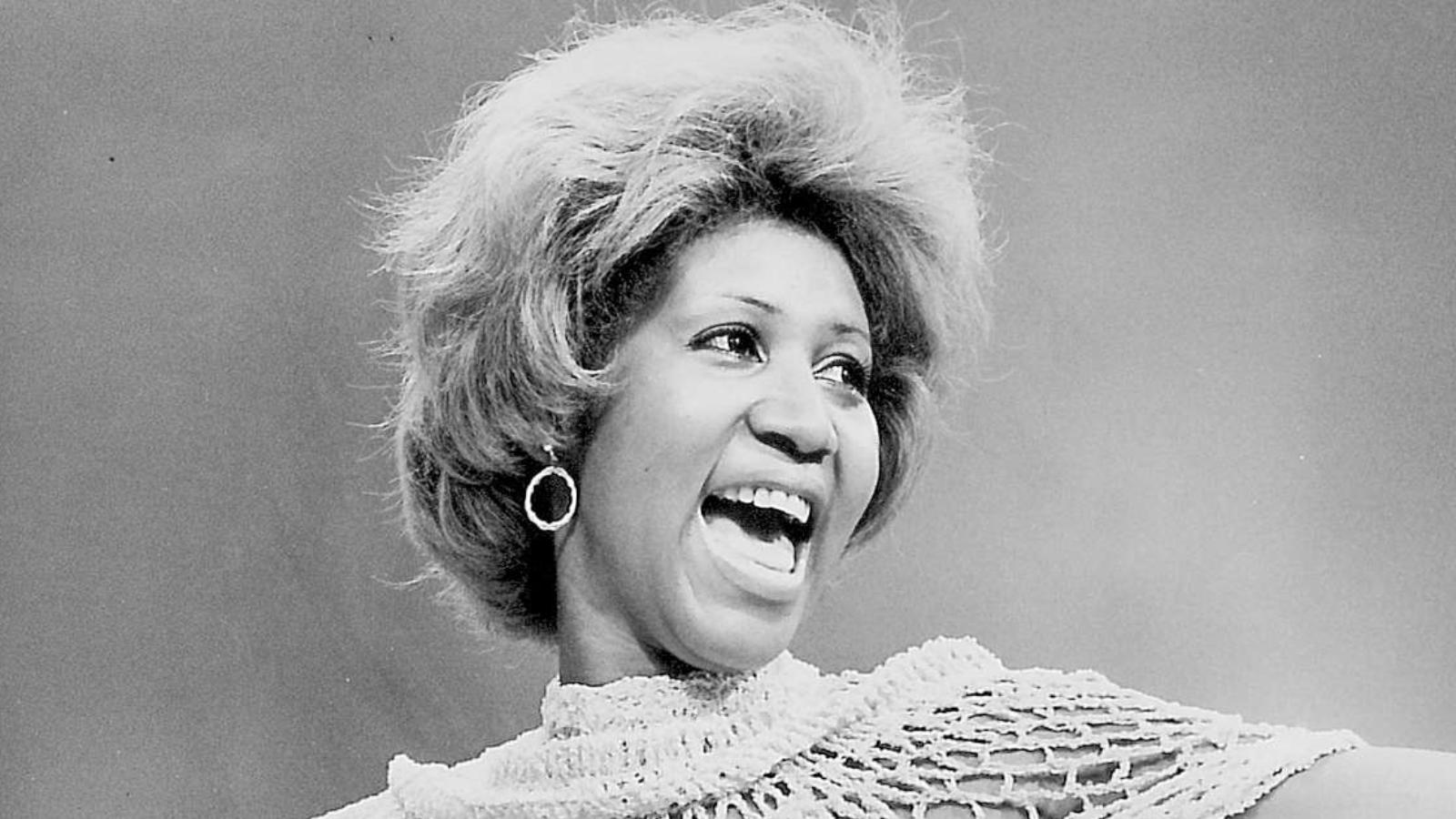 Aretha Franklin Image: San Francisco Chronicle