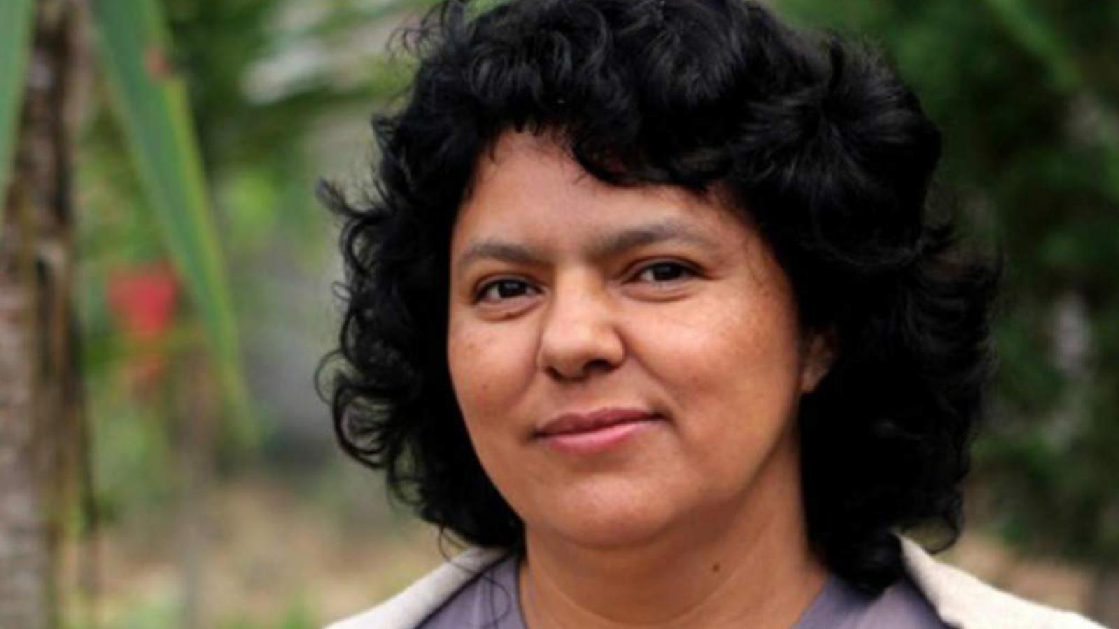 Berta Cáceres, Photo: Justice for Berta