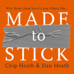 Made to Stick: Dan and Chip Heath. Photo: Amazon images