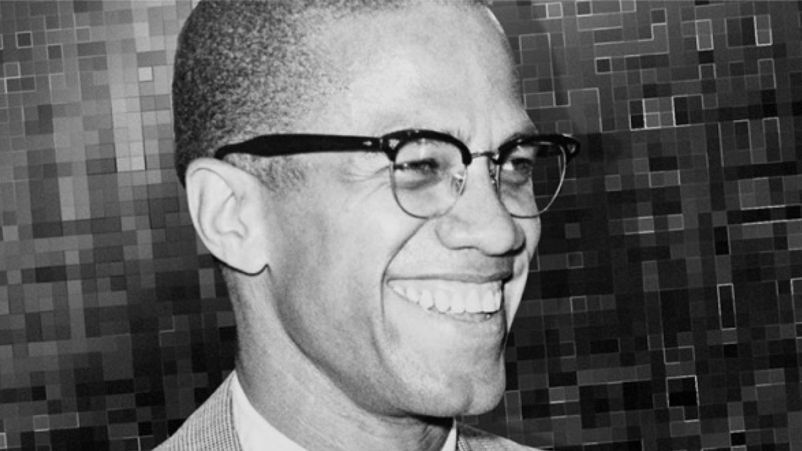 Malcolm X Image: Democracy Now