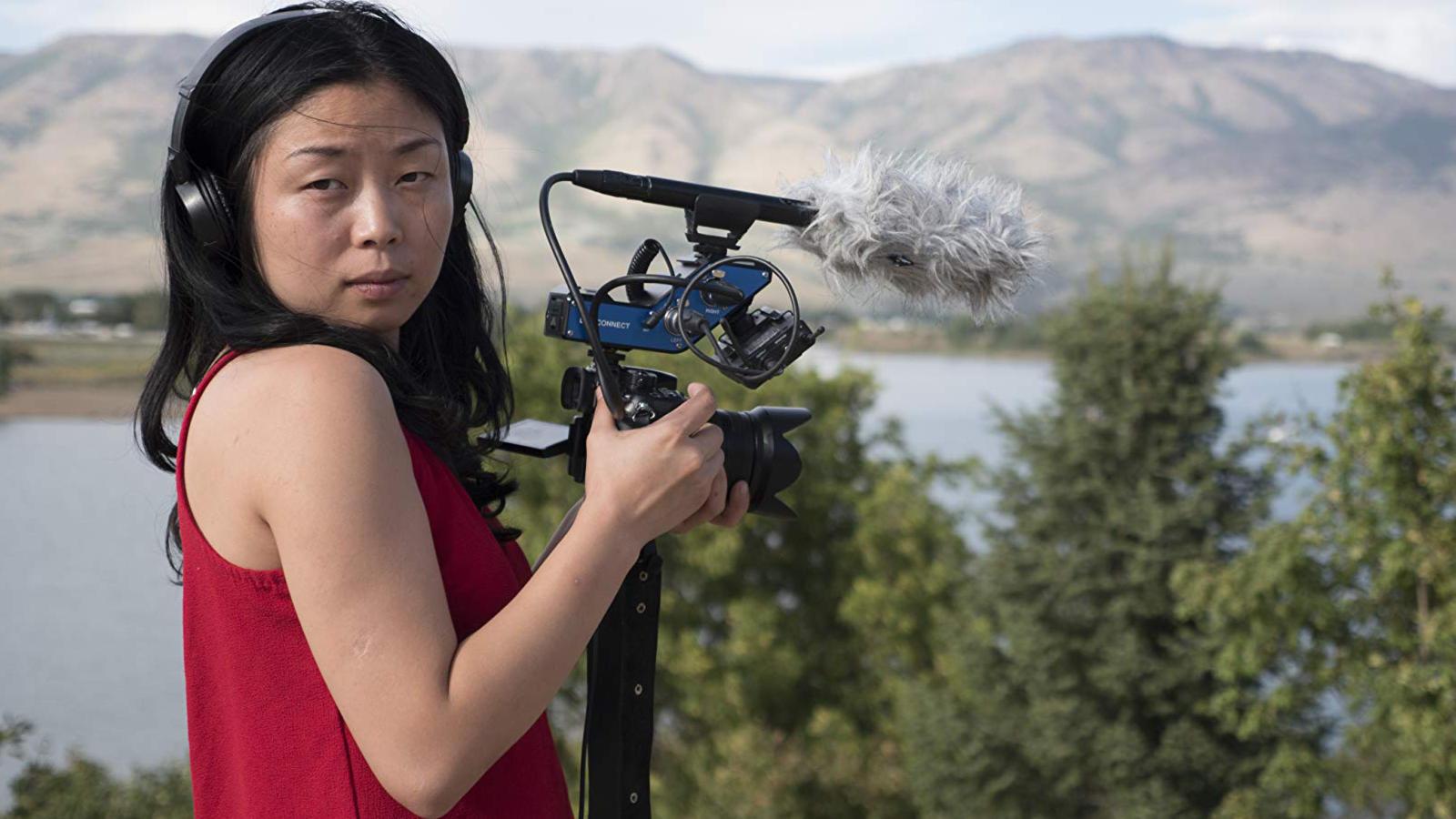 Nanfu Wang, Photo: Human Rights Watch Film Festival
