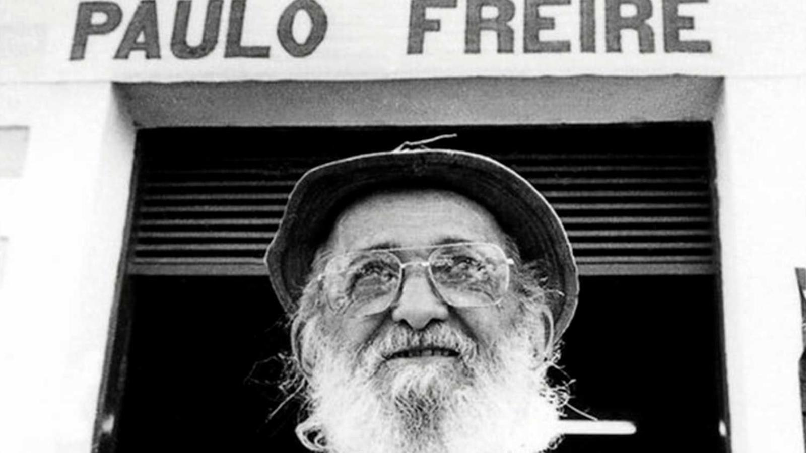 Paula Freire Image: Elige Educar