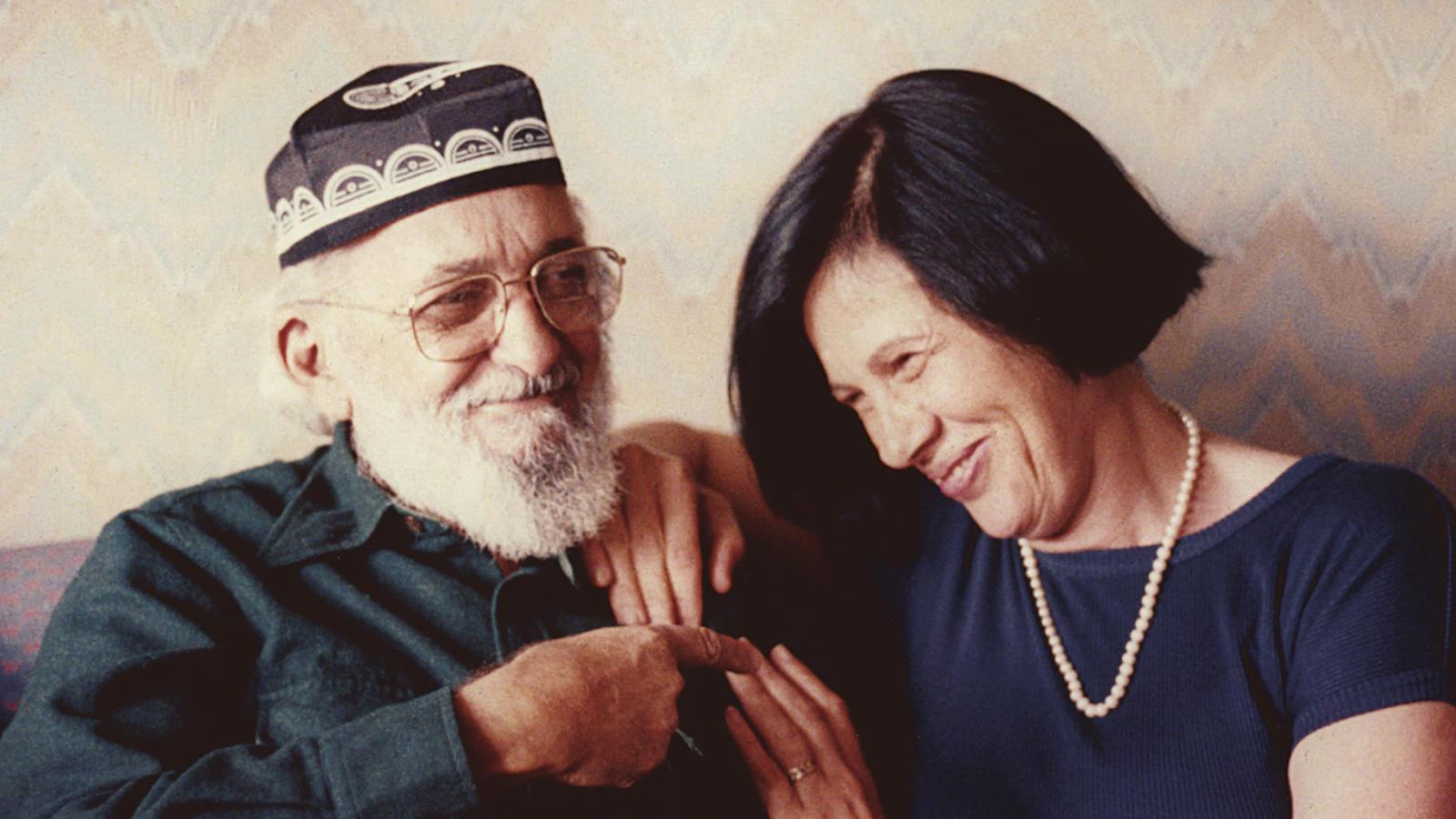 Anita and Paulo Freire, Image: Acervo Folha - Uol