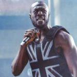 Stormzy, live at Glastonbury 2019 Image: Andy Whitton, NME news