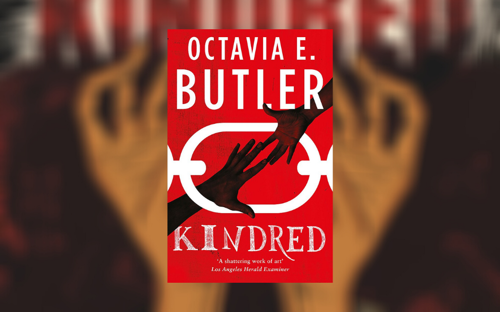 The book cover of Kindred