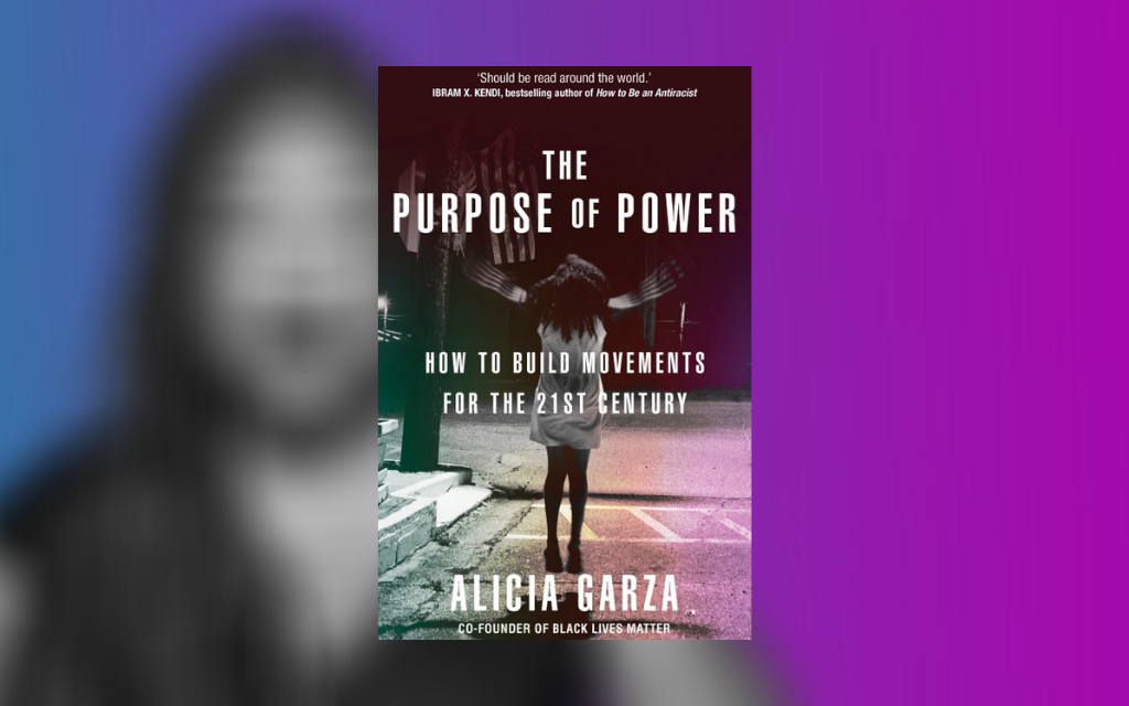The cover for the Purpose of Power