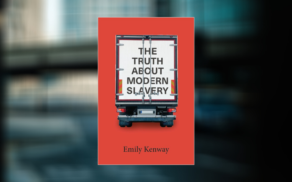 The cover of The Truth About Modern Slavery